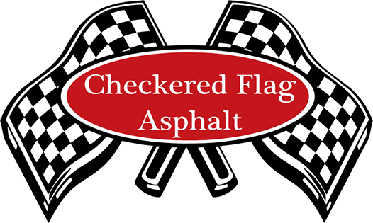 Checkered Flag Asphalt Paving & Sealcoating LLC Logo